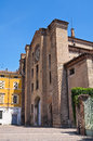 St. Francesco del Prato Church. Parma. Emilia-Romagna. Italy. Royalty Free Stock Photo