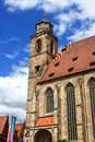 St. Georg church, Dinkelsbuehl Royalty Free Stock Image