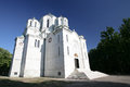 St. George church in Serbia Stock Image