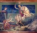 St George killing the drake