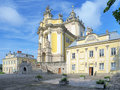St george s cathedral in lviv ukraine Stock Photos