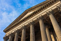 St. George's Hall architecture, Liverpool, UK. Royalty Free Stock Photo