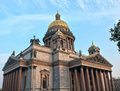St.Isaac's Cathedral Royalty Free Stock Photos