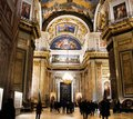 St. Isaac`s Cathedral of Saint-Petersburg. Royalty Free Stock Photo