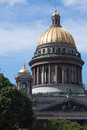 St isaac s cathedral in saint petersburg russia Stock Photography