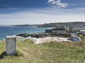 St ives porthmeor beach cornwall england a in cormwall Stock Photography
