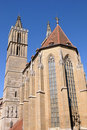 St. Jakobs Kirche Rothenburg ob der Tauber Stock Photography