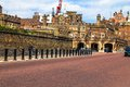 St james palace in pall mall london england uk Stock Images
