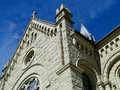 St john cathedral boise idaho the evangelist catholic was constructed in between and and the romanesque revival style building is Stock Image