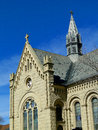 St john cathedral boise idaho the evangelist catholic was constructed in between and and the romanesque revival style building is Royalty Free Stock Photography