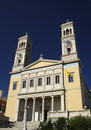 St.John church - Syros Stock Photo