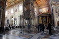 St. John Lateran in Rome Stock Photo