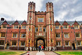 St. John's College, Cambridge University Royalty Free Stock Photo