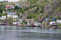St. John's, Newfoundland Royalty Free Stock Photography