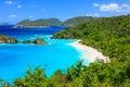 St John, US Virgin Islands Royalty Free Stock Photo