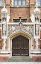 St.Johns College in Cambridge University, England Stock Photo