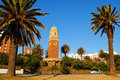 St kilda melbourne a popular suburb in australia Royalty Free Stock Images