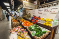 St lawrence market downtown toronto canada frsh produce section at Stock Photos
