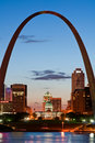 St. Louis Royalty Free Stock Image