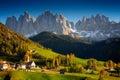 St. Magdalena Mountain Village...