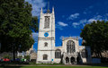 St Margaret Church at Westminster Abbey in London, UK Royalty Free Stock Photo