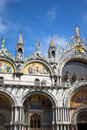 St Mark's Basilica, Venice Royalty Free Stock Images