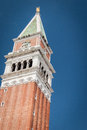 St. Mark's Campanile, Venice, Italy Royalty Free Stock Photo