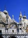 St marks大教堂,威尼斯 库存照片