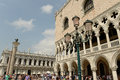 St Marks Square,Venice,Italy Royalty Free Stock Photo