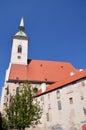 St. Martins Church in Bratislava