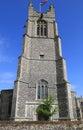 St Martins New Buckenham Church Royalty Free Stock Photo