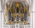 St mary church berlin Royaltyfria Bilder