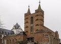 St mary church in limburg germany the catholic monastery Stock Images