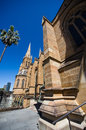 St Mary's Cathedral, Sydney, Australia Royalty Free Stock Photo