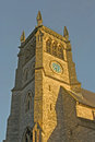 St mary s church tower alverstoke gosport uk parish hampshire Royalty Free Stock Photography