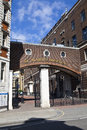 St mary s hospital in paddington london located Stock Photography