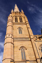 St. Marys Cathedral. Sydney Royalty Free Stock Photos