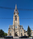 St Marys Church in Toronto Royalty Free Stock Photo