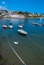 St Mawes, Near Falmouth, Cornwall. Royalty Free Stock Photo