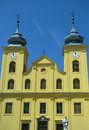 St. Michael Church, Osijek, Croatia Royalty Free Stock Photo