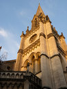 St. Michael's church, Bath Royalty Free Stock Photography