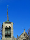 St michael s espiscopal cathedral episcopal has been a landmark in boise idaho since Royalty Free Stock Photos