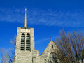 St michael s espiscopal cathedral episcopal has been a landmark in boise idaho since Royalty Free Stock Images