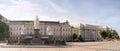 St. Michael`s square and Princess Olga monument