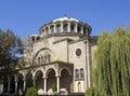St nedelya church holy sunday church in sofia bulgaria Stock Image