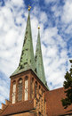 St nicholas church berlin Royaltyfria Bilder