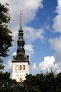 St. Nicholas' Church (Niguliste Kirik) Royalty Free Stock Photos