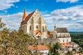 St. Nicholas Church in Znojmo Royalty Free Stock Photo