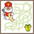 St Nicholas game.