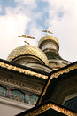 St. Nikolay's temple in Sofia Royalty Free Stock Images